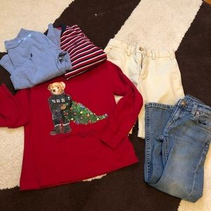 Boys Polo Ralph Lauren Lot